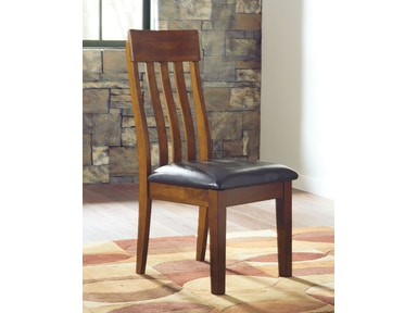 D594 01 Dining UPH Side Chair