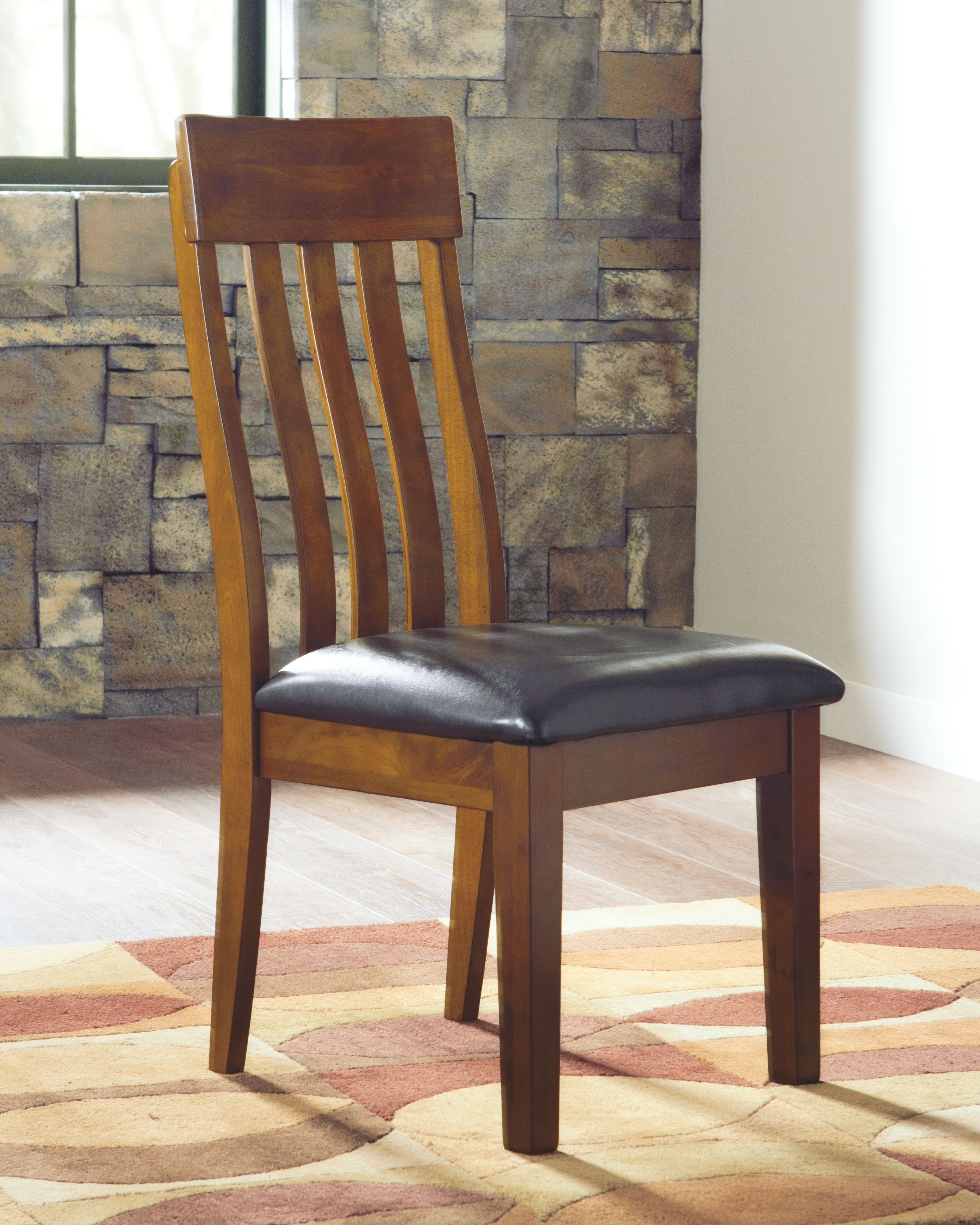 Signature Design By Ashley Dining UPH Side Chair (2/CN) D594 01