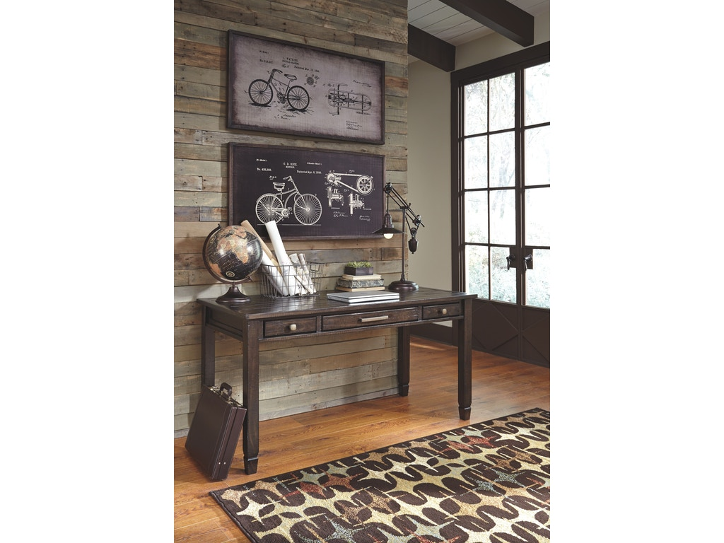 Signature Design By Ashley Home Office Desk H636 44 Tate Furniture Phenix City Al And