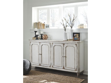 Signature Design by Ashley Door Accent Cabinet T505-560