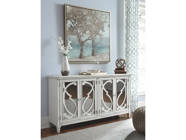 Signature Design by Ashley Door Accent Cabinet T505-562