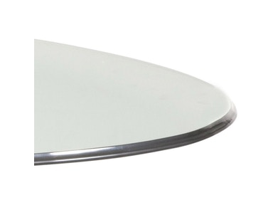 Bassett Mirror Company Oval Dining Top 0926