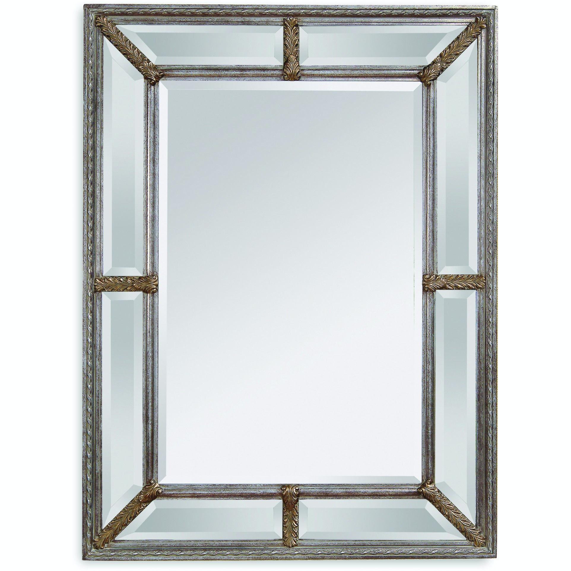 Bassett Mirror pany Accessories Roma Wall Mirror 6357