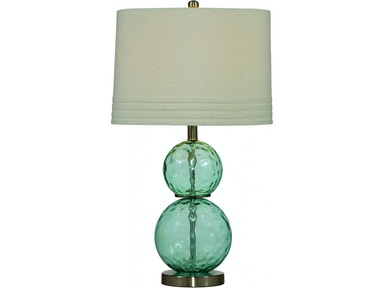 Bassett Mirror Company Barika Table Lamp L2522T