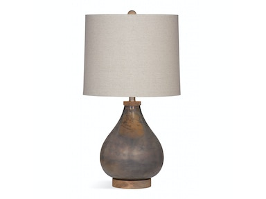 Bassett Mirror Company Paisley Table Lamp L3155T