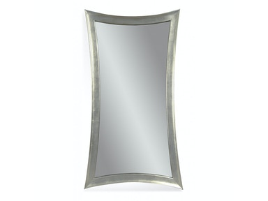 Bassett Mirror Company Hour-Glass Shaped Leaner M1718