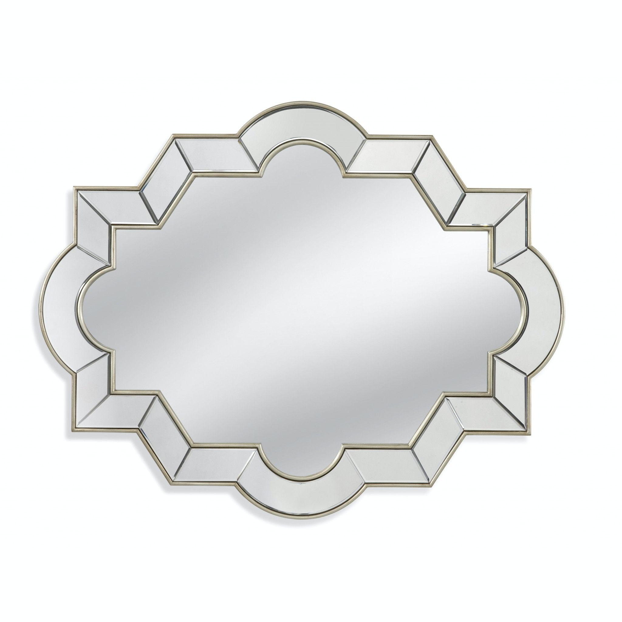 Bassett Mirror Company Azusa Wall Mirror M3859