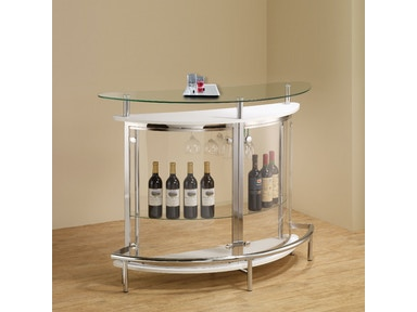 Coaster Bar Unit 101066
