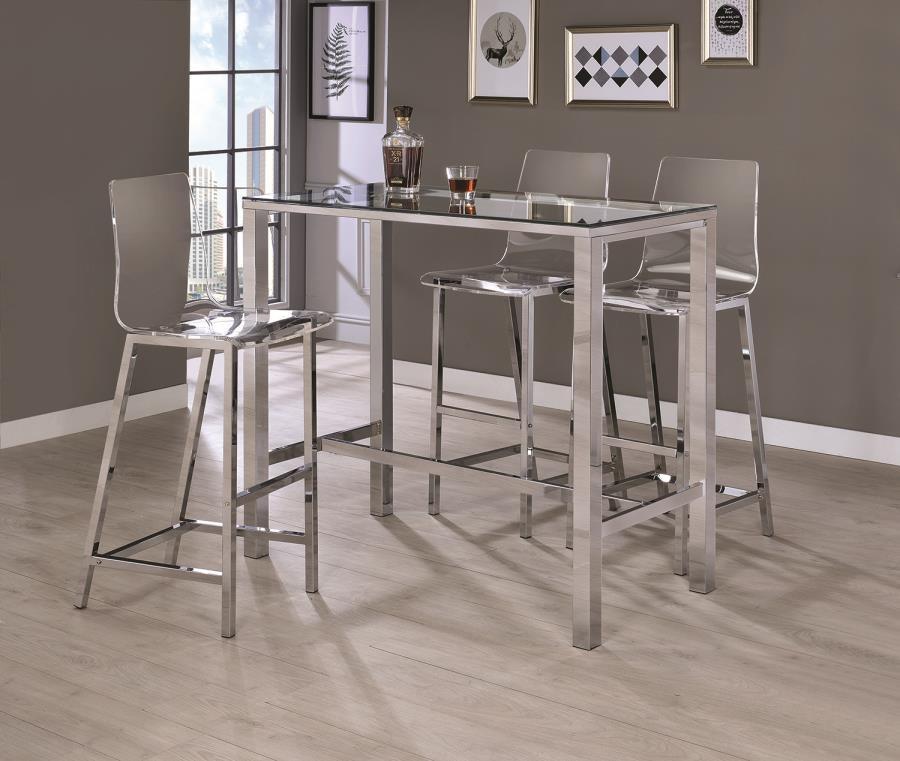 ... Coaster Bar Table 104873 ...