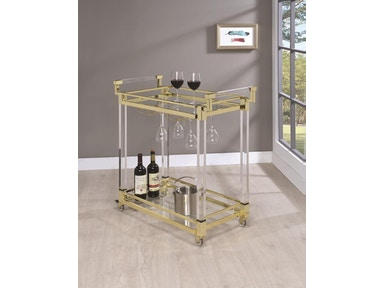 Coaster Serving Cart 181000