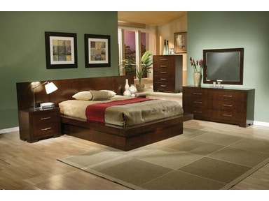 Coaster 5 Piece Queen Bedroom Set 200711Q-S5 - A&W Furniture ...