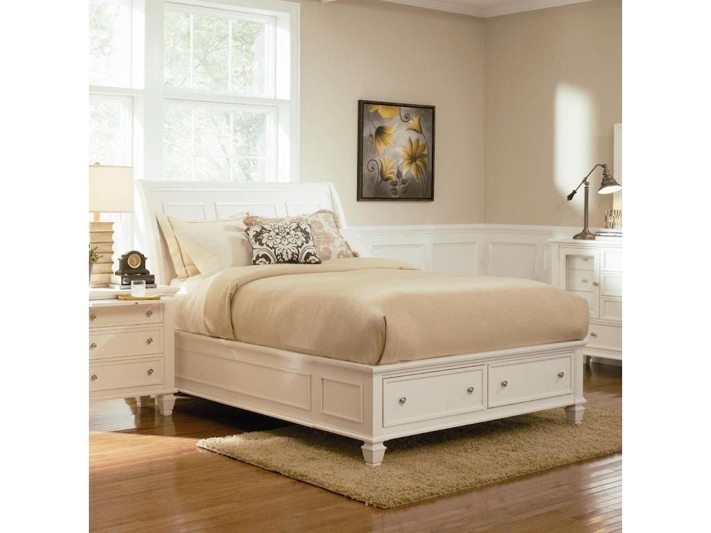 Coaster Bedroom Queen Bed 201309q Hickory Furniture Mart