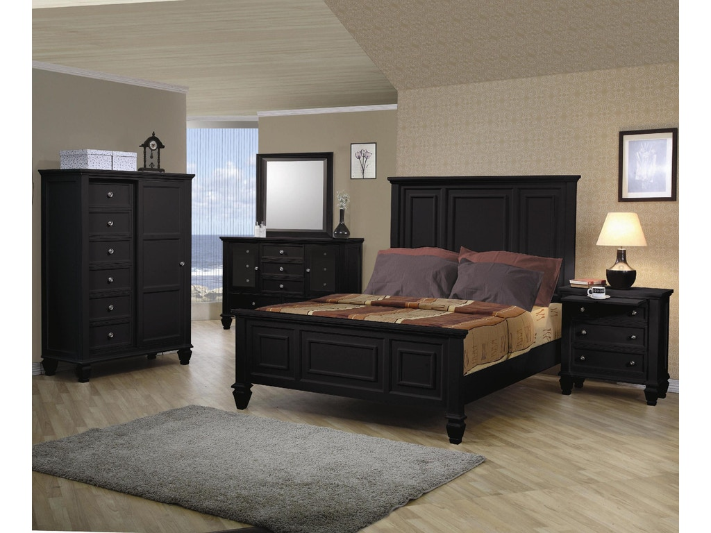 Coaster Bedroom California King Bed 201321kw Winner Furniture Louisville Owensboro And