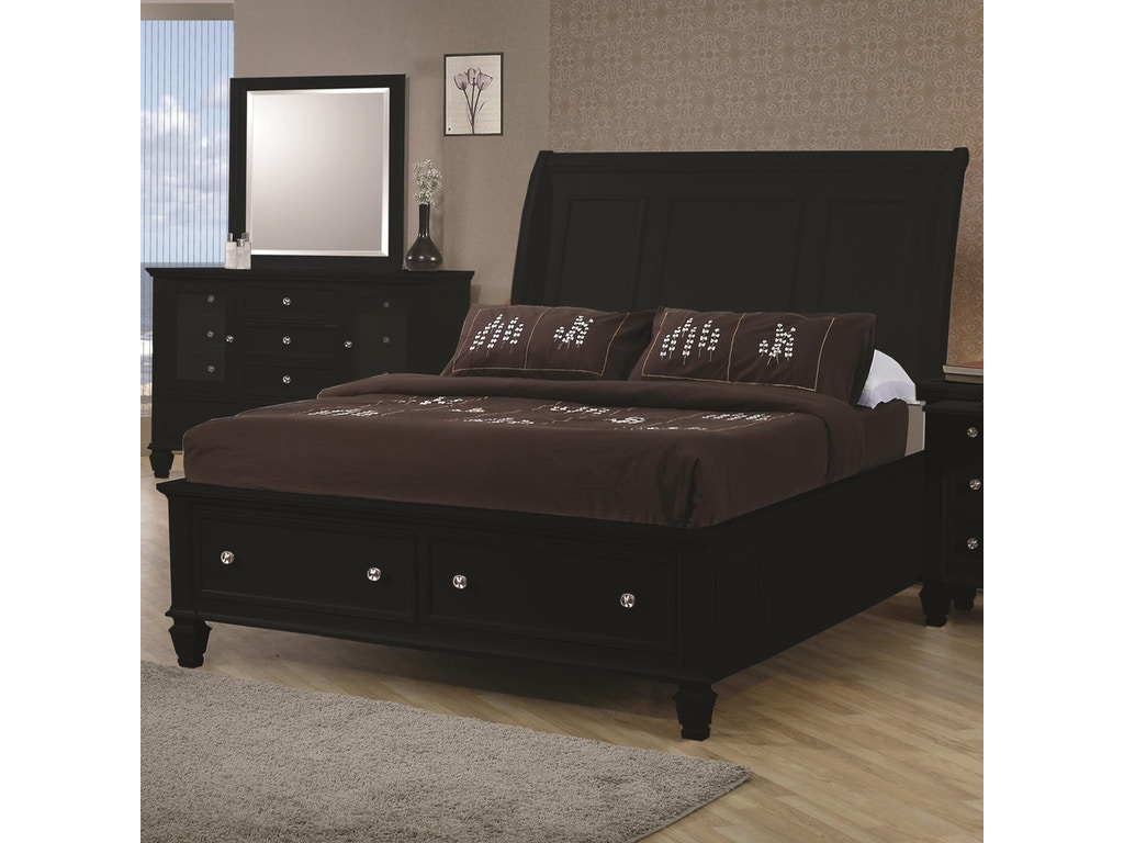 Coaster bedroom queen bed 201329q factory direct for Factory direct bedroom furniture