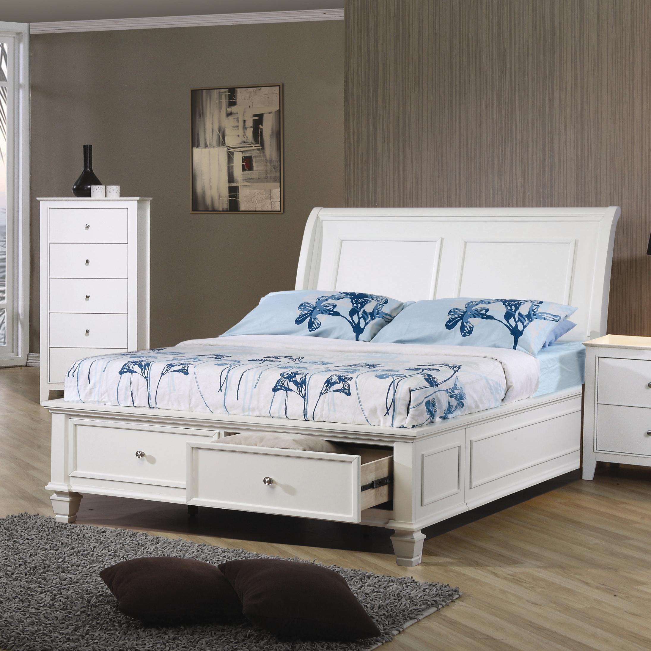 Coaster Bedroom Full Bed F Aaron s Fine Furniture Altamonte Spr