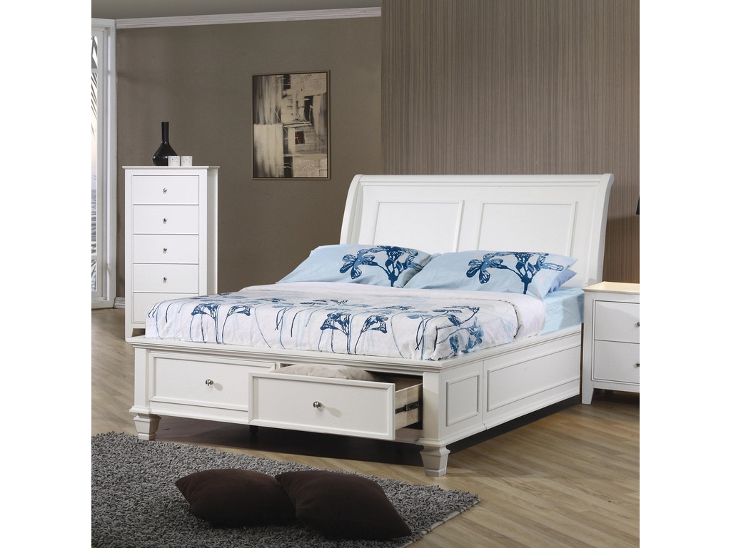 Coaster bedroom full bed 400239f factory direct for Factory direct bedroom furniture