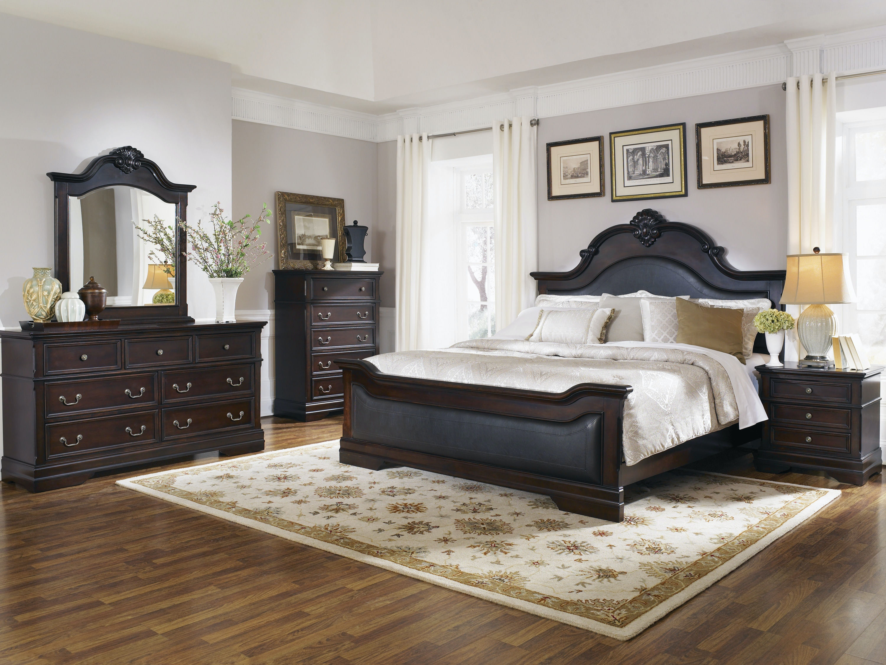 Coaster Bedroom Queen Bed 203191Q   Turner Furniture Company   Avon Park  And Sebring, FL