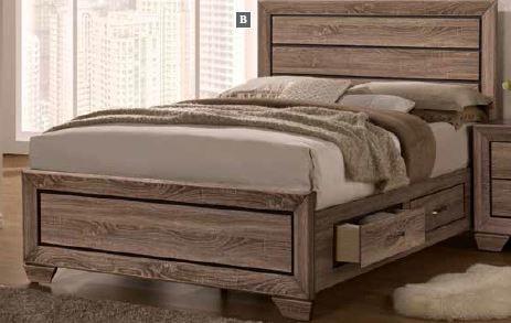 Coaster Bedroom California King Bed 204190kw Schmitt Furniture