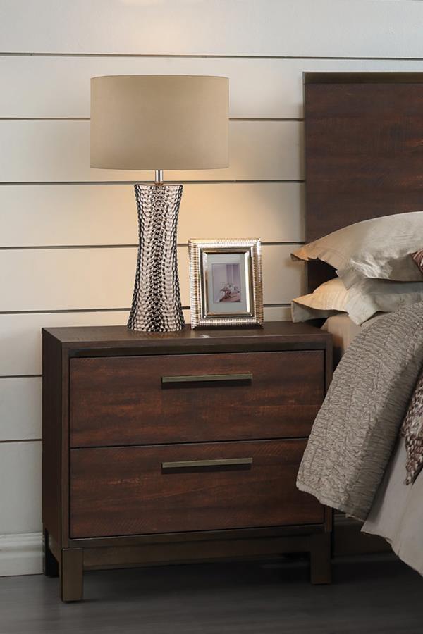 Bon Coaster Bedroom Nightstand 204352   New Look Furniture   Lake Charles, LA