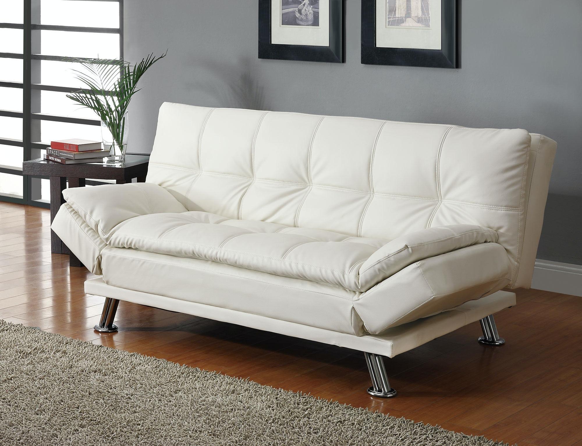 Living Room Furniture North Carolina coaster living room sofa bed 300291 - carolina furniture concepts
