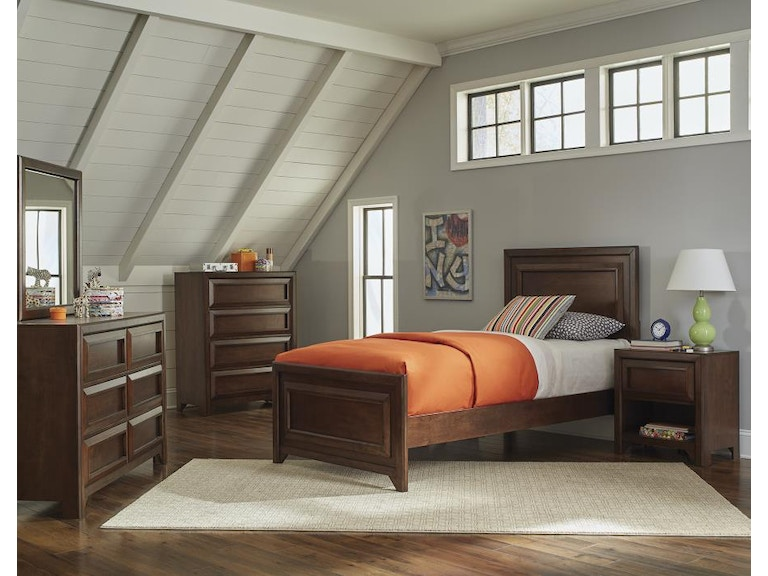 Coaster Twin 5pc Set (T.Bed, NS, DR, MR, CH) 400821T-S5