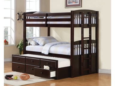 Coaster Youth Bunk Bed 460071 Factory Direct Furniture