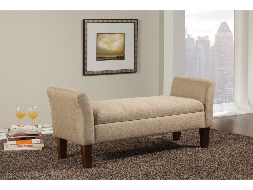Coaster Living Room Bench 500076