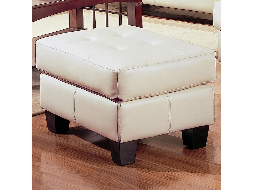 Coaster Living Room Ottoman 501694 Factory Direct Furniture Hutchinson Mn