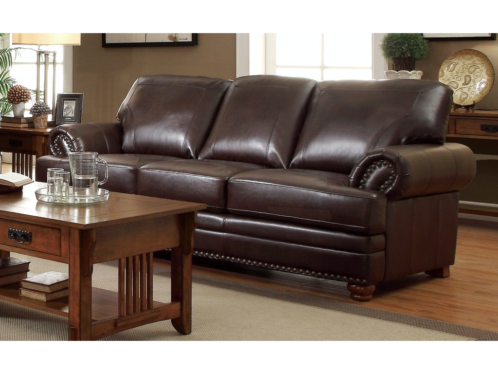 Living Room Furniture Okc Coaster Living Room Sofa 504411 Galleria Furniture Oklahoma