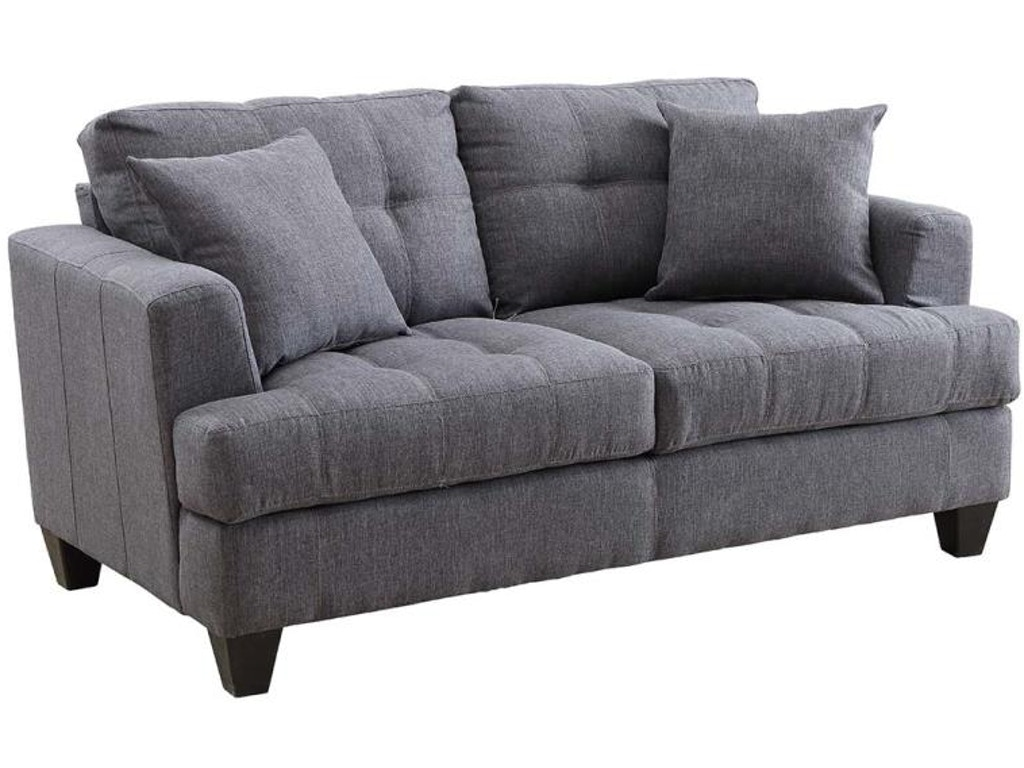 Coaster Living Room Loveseat 505176 Simply Discount Furniture Santa Clarita And Valencia Ca