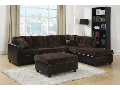 Coaster Sectional 505645