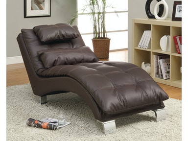 Coaster Chaise 550076
