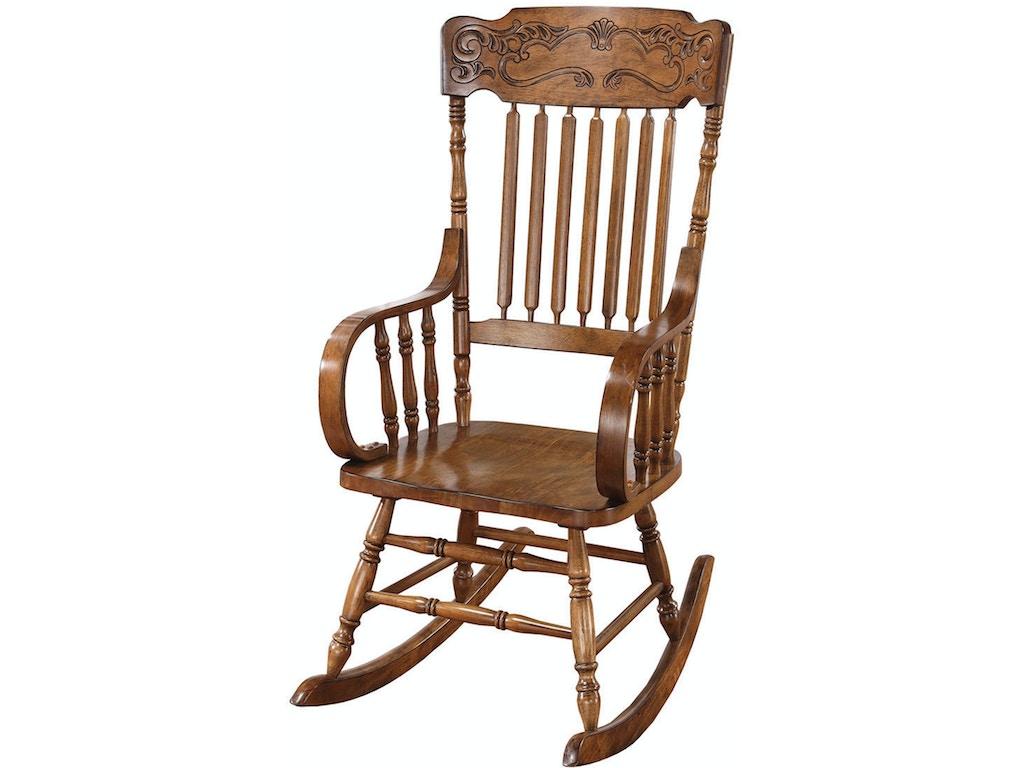 coaster living room rocking chair 600175 gilliam thompson furniture mayfield ky. Black Bedroom Furniture Sets. Home Design Ideas