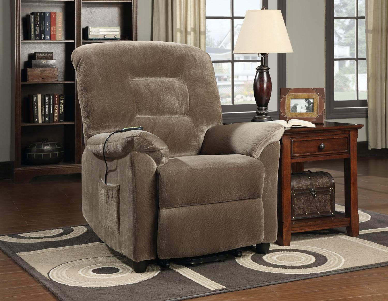 Coaster Living Room Power Lift Recliner 601025 Turner Furniture