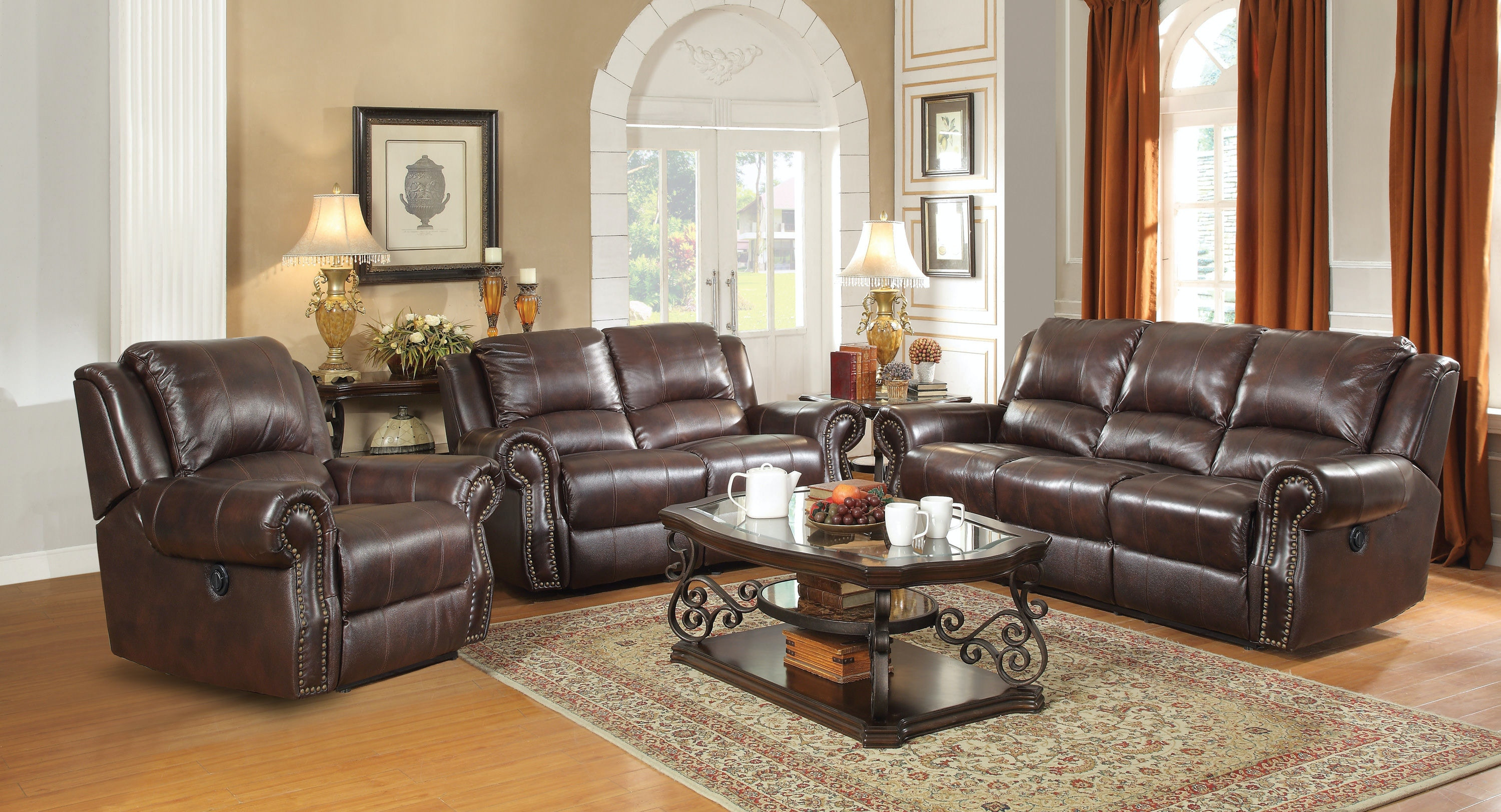 Beautiful Coaster Motion Sofa 650161 ...