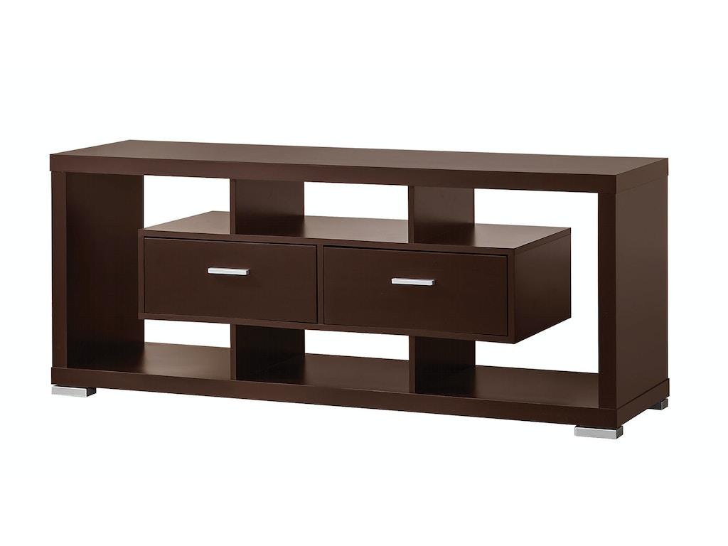 Tv Living Room Furniture Coaster Living Room Tv Console 700112 The Living Room Furniture