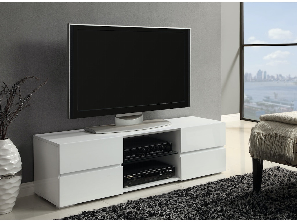 Living Room Furniture North Carolina Coaster Living Room Tv Console 700825 Carolina Furniture