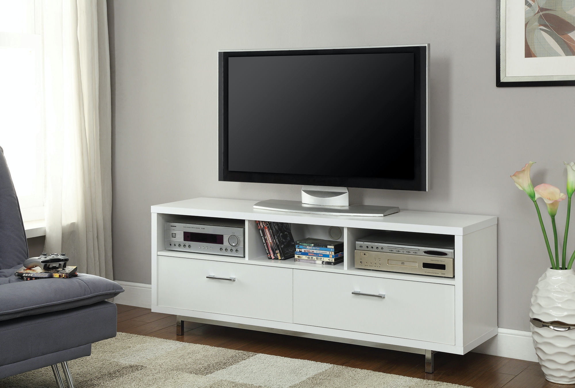 Coaster Living Room Tv Console