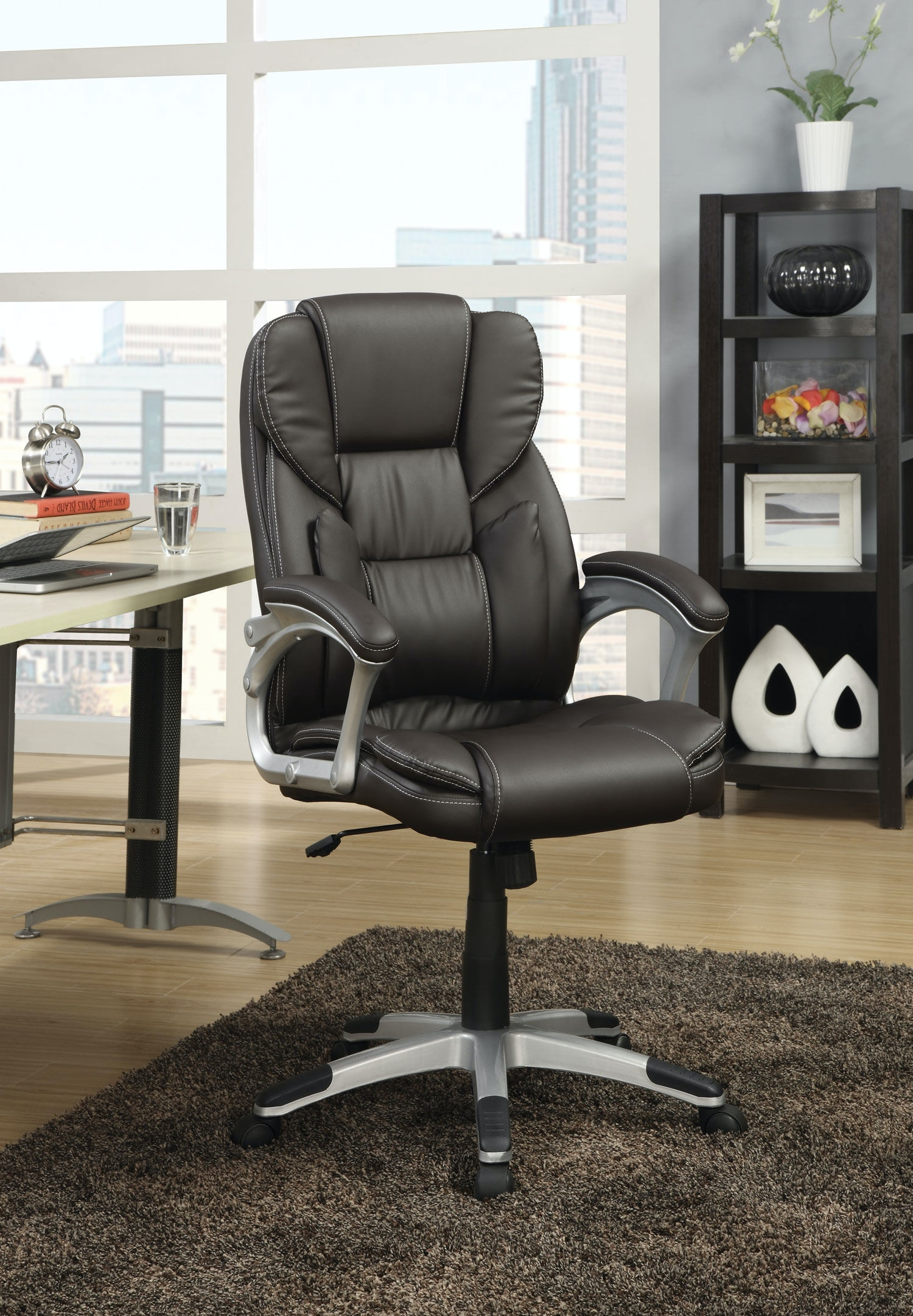 High Quality Coaster Home Office Office Chair 800045   Furniture Kingdom   Gainesville,  FL