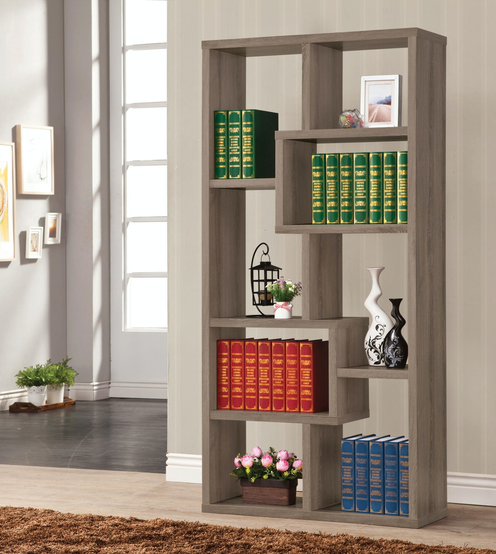 Coaster Home Office Bookcase 800510   New Look Furniture   Lake Charles, LA