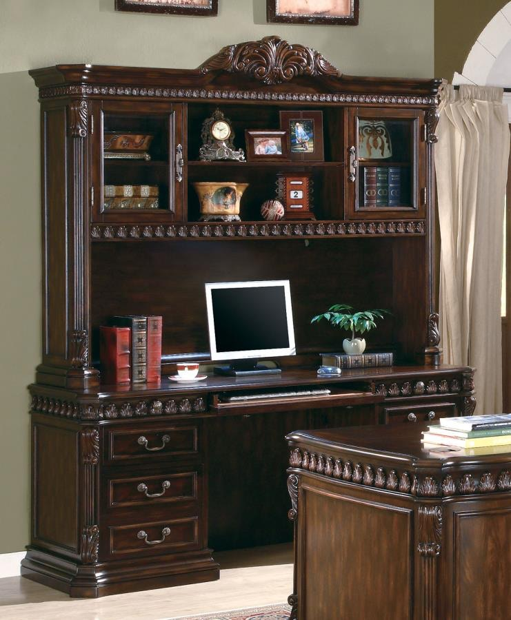 Good Coaster Home Office Credenza 800801B   Turner Furniture Company   Avon Park  And Sebring, FL