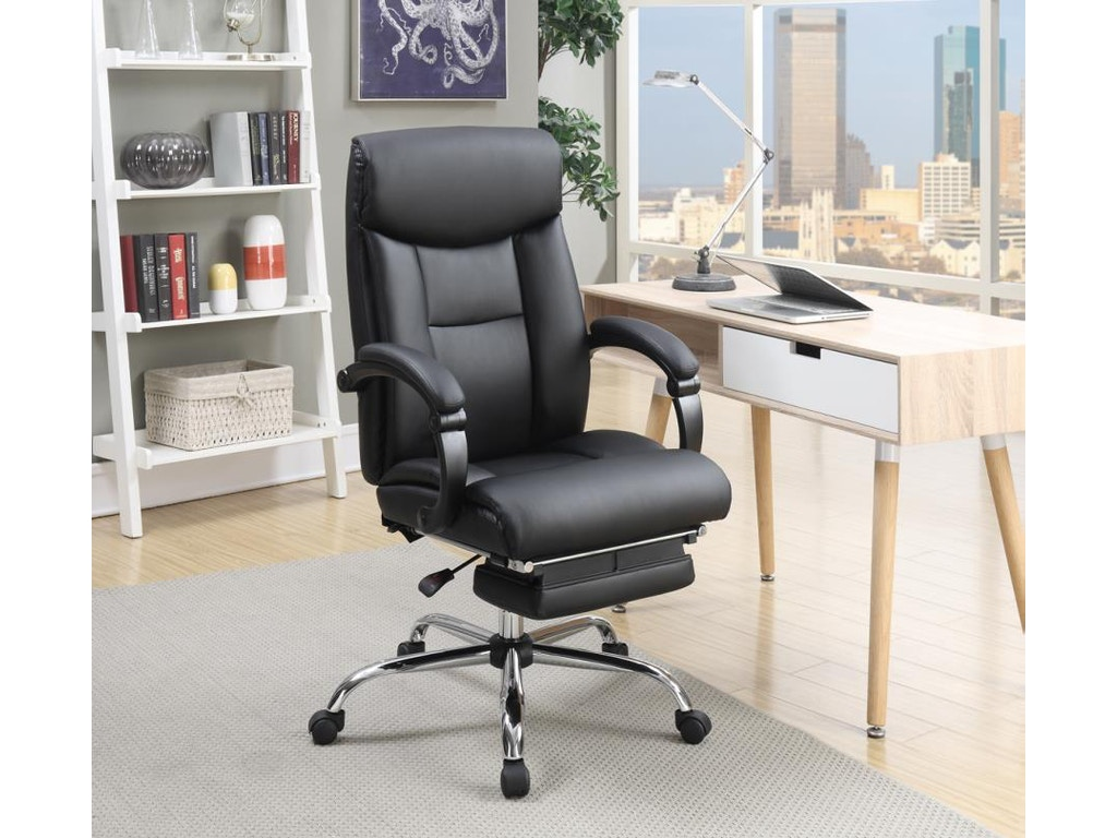 Coaster Home Office Office Chair 801318 Hickory