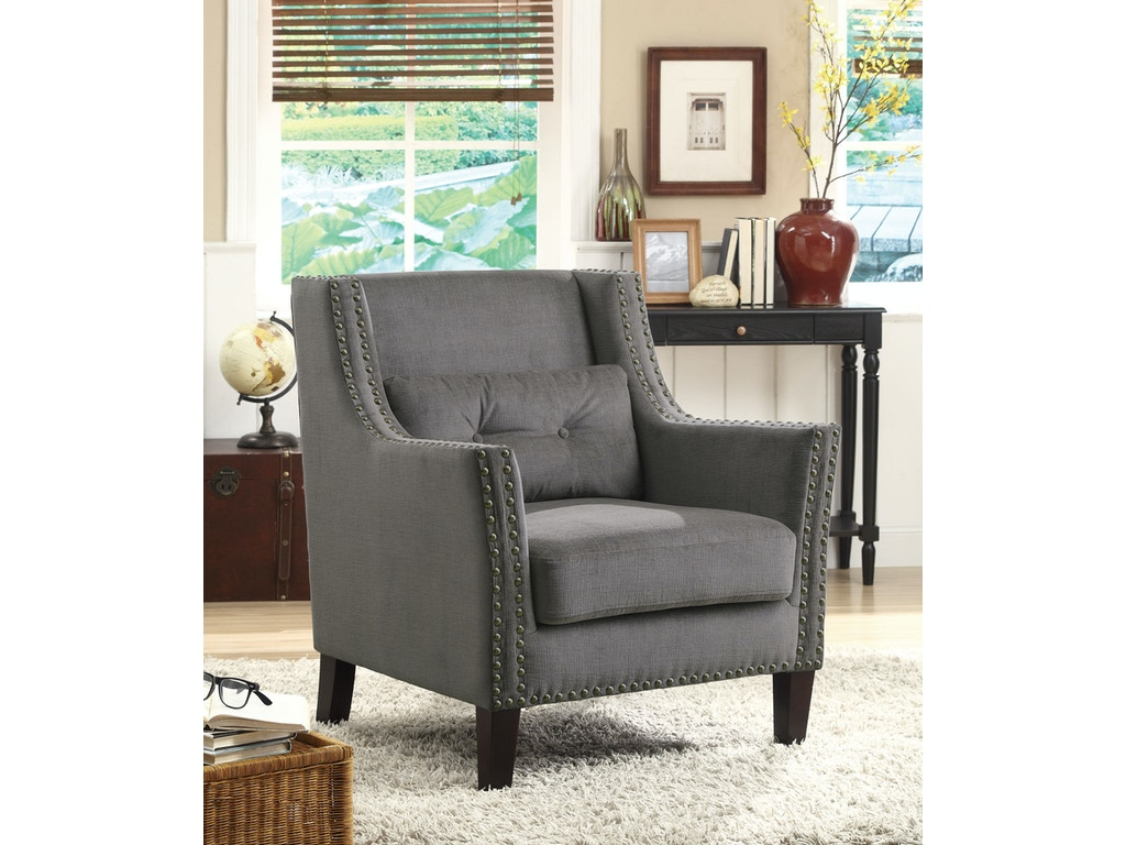 Coaster Living Room Accent Chair 902170 Simply Discount Furniture Santa C