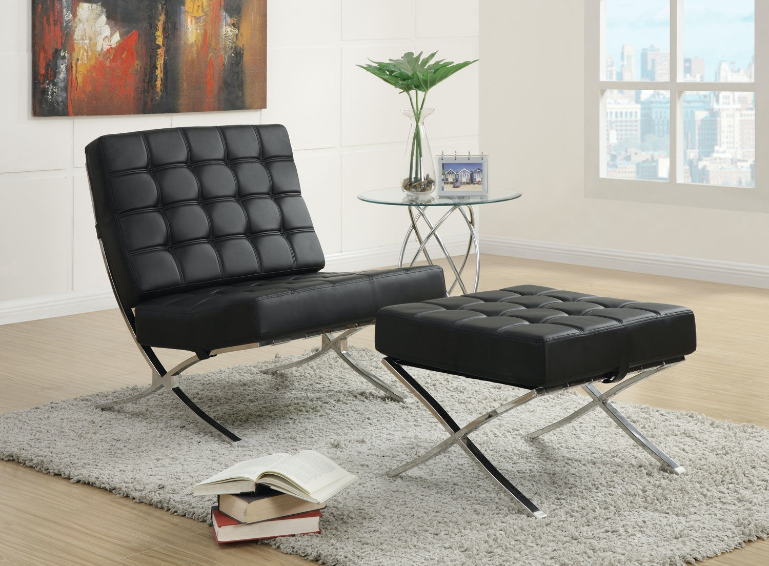 Coaster Living Room Accent Chair
