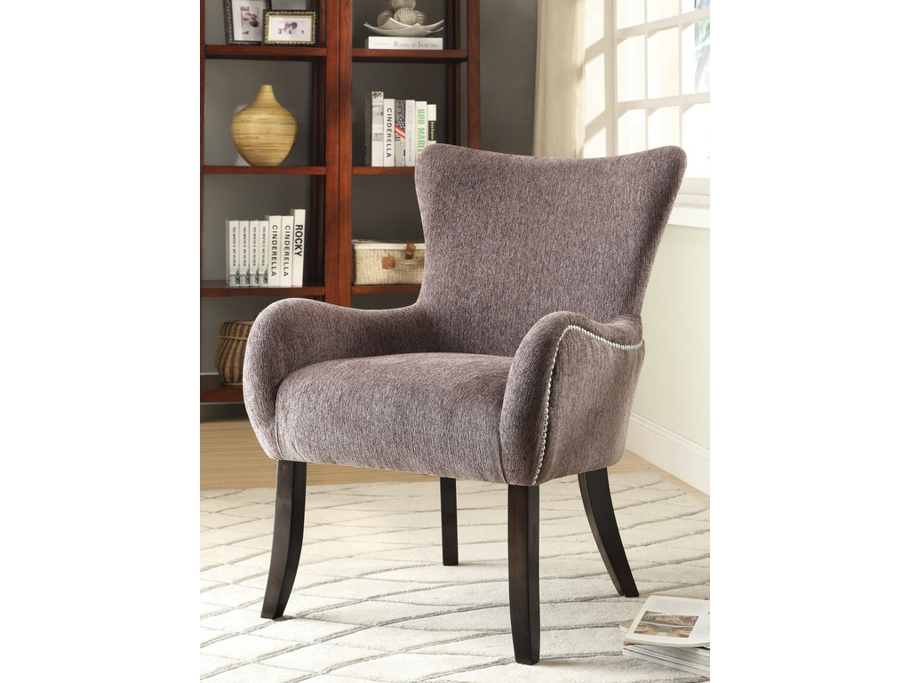 Coaster Living Room Accent Chair 902504 Simply Discount Furniture Santa C