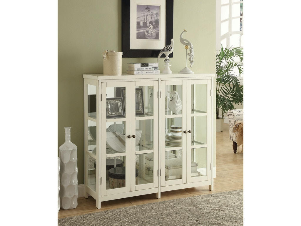 Coaster Living Room Accent Cabinet 950306 Factory Direct Furniture Hutchinson Mn