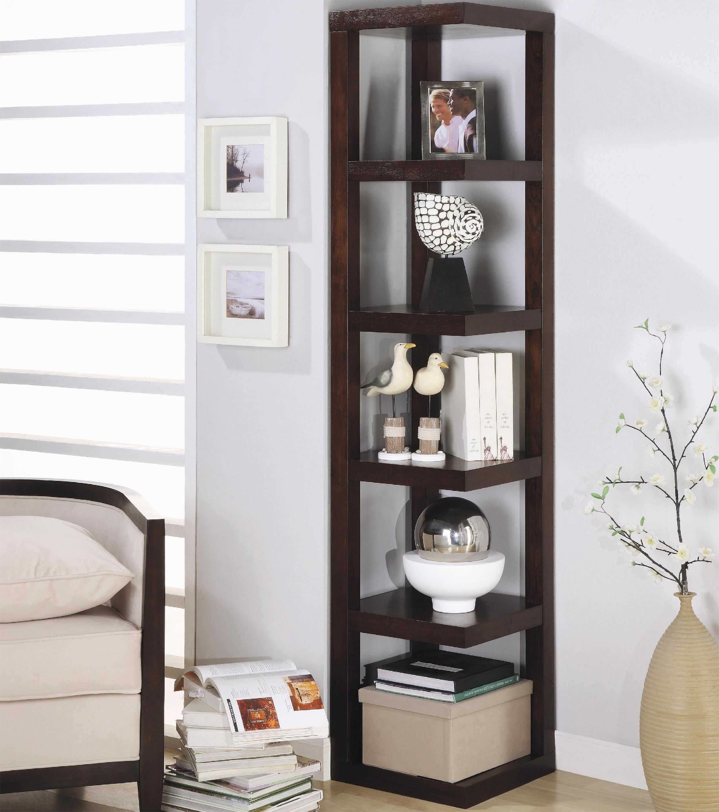 Coaster Home Office Bookcase 800268 Trade Mart Furniture