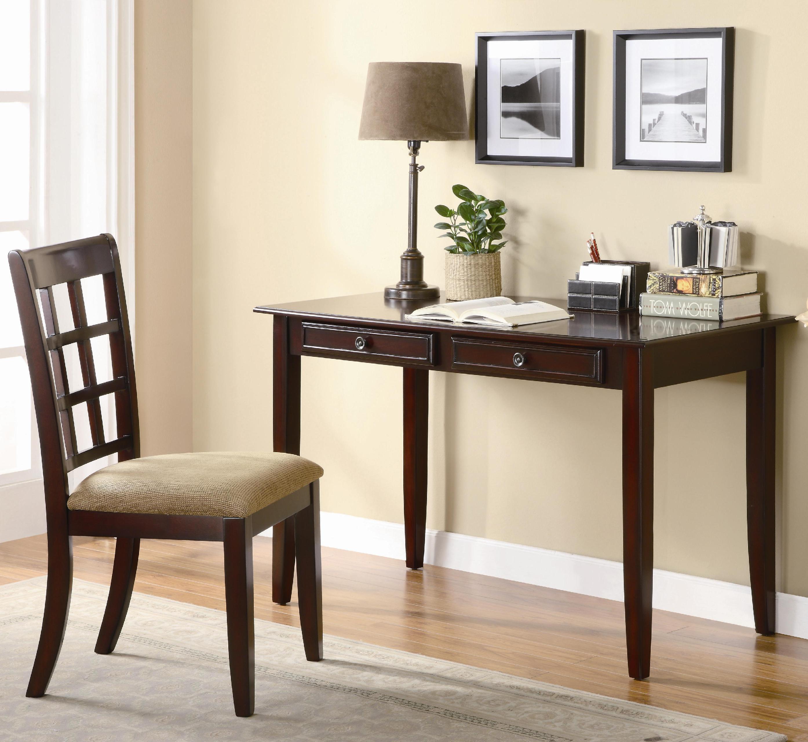 Coaster Home fice Desk Set Turner Furniture