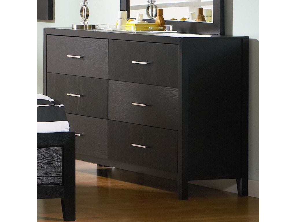 Coaster Bedroom Dresser 201653 Factory Direct Furniture Hutchinson Mn