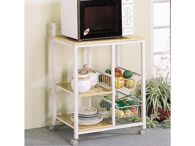 Coaster Kitchen Cart 2506